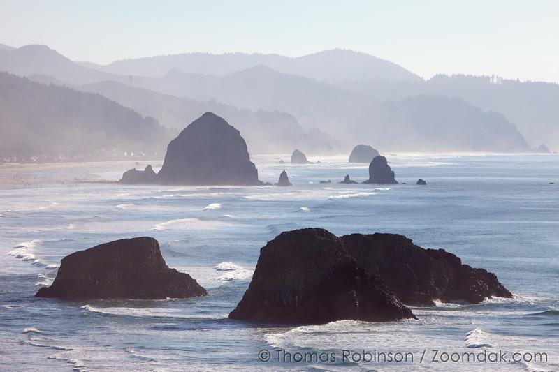 Oregon Coast Scenic Viewpoint