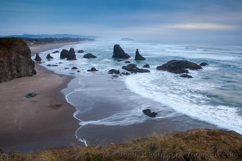 South Oregon Coast Seascape