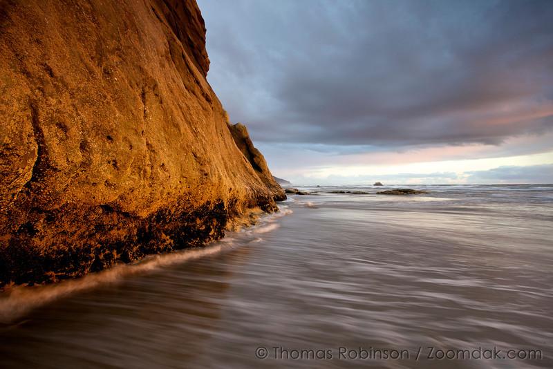 Sunset Wave Rebound