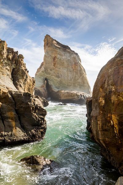Cape Kiwanda Seastacks