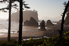 Classic View of Ruby Beach