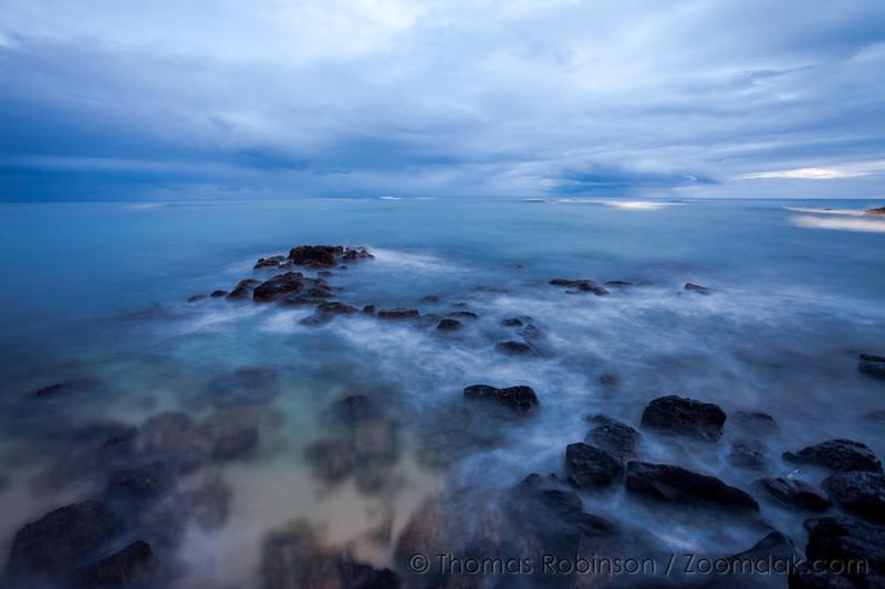 Hawaiian Blue Seascape