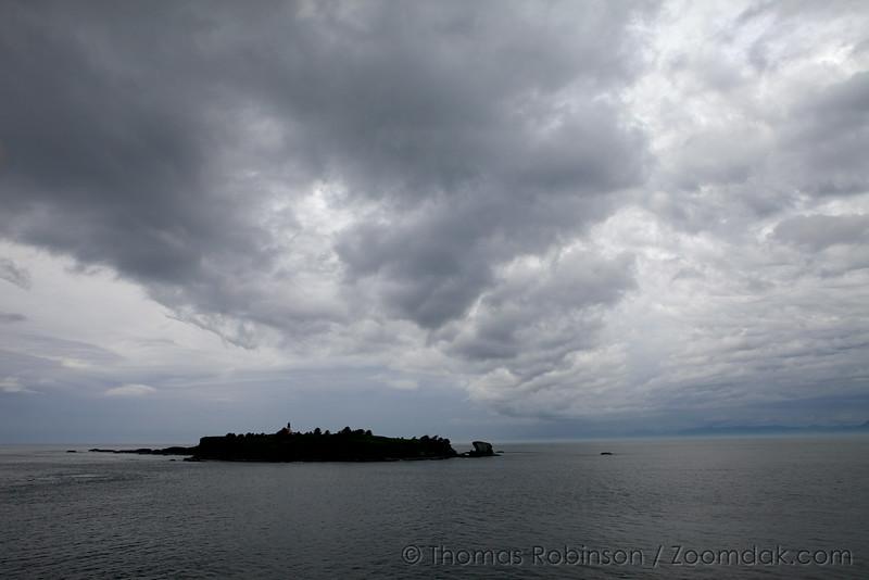 Tatoosh Island and Cape Flattery Light
