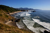 Many say it is the best view on the Oregon Coast - the beautiful Ecola State Park overlooking Cannon Beach, Oregon.