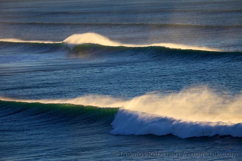 Beautiful Oregon Coast Waves