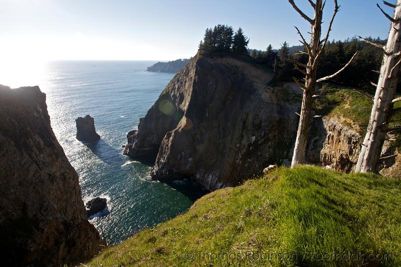 Devil's Cauldron, Oregon Coast