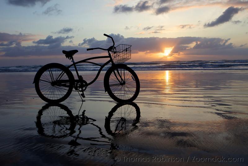 Oregon Coast Beach Bike