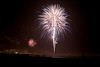 Seaside Oregon Fireworks Show