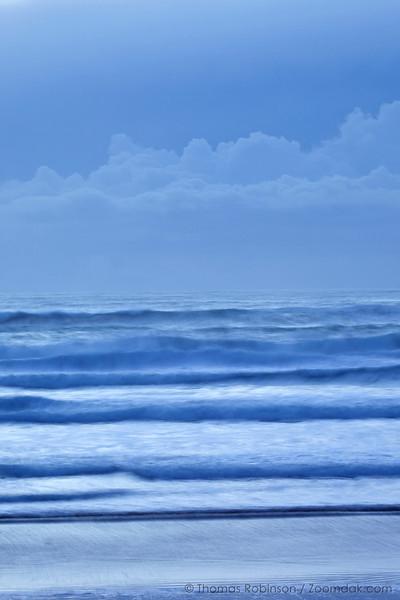 Ocean Horizon Blue