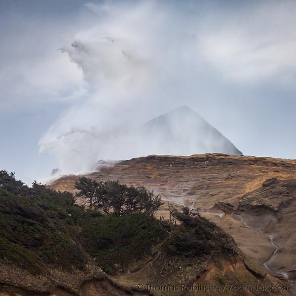 Tall Wave Crash, Cape Kiwanda