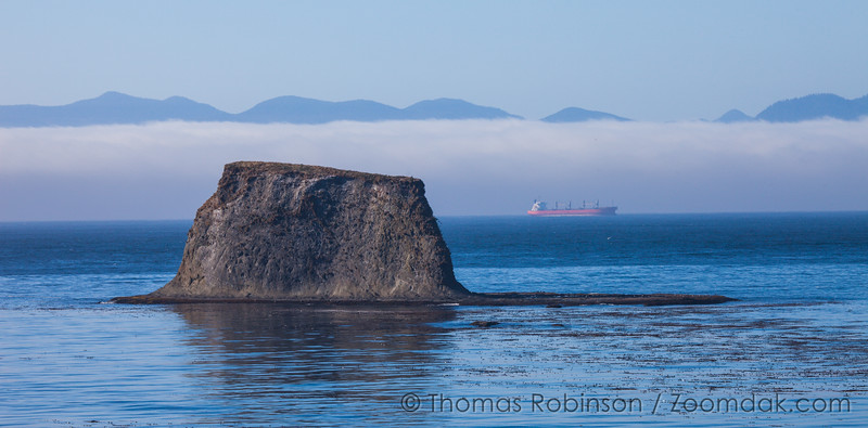 Neah Bay Seal Rock - Straits of Juan De Fuca