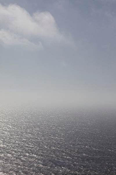Ocean and Sky Horizon - Cape Lookout