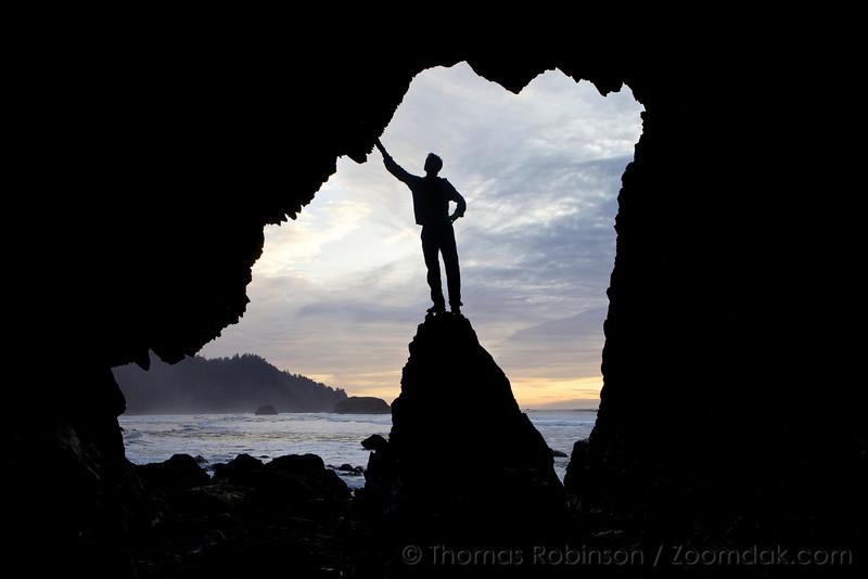 Arch Cape Seascape Explorer
