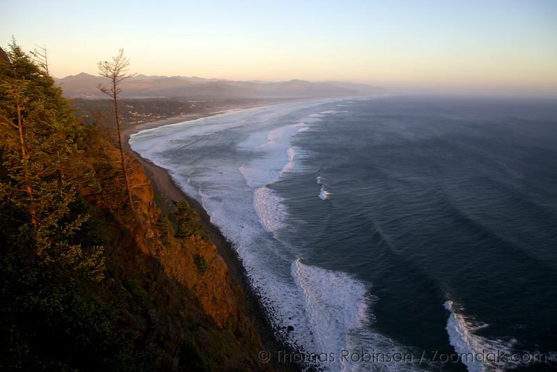 Vast Pacific Ocean View