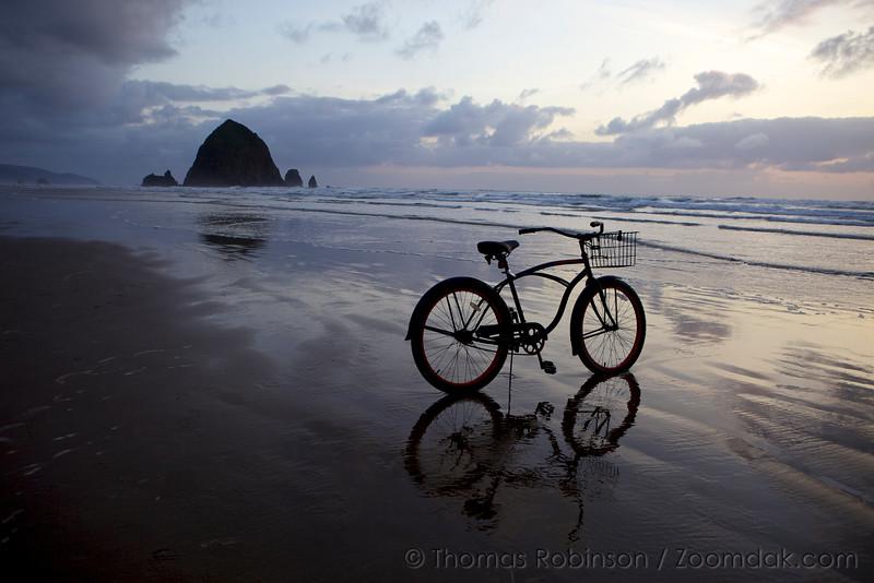 Cruisin Cannon Beach Coast