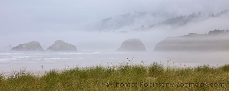 Ethereal Oregon Coast
