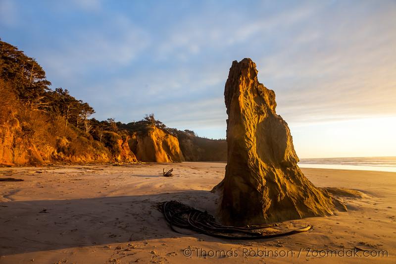 Rock Formation, Oregon Coast