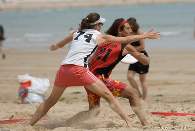 Beach Tour  2007 - Etape 1
