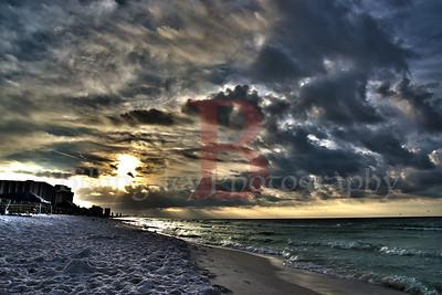 Beach hdr sreal