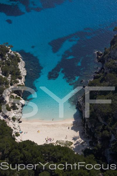 Cala Macarelleta, Menorca, Balearics