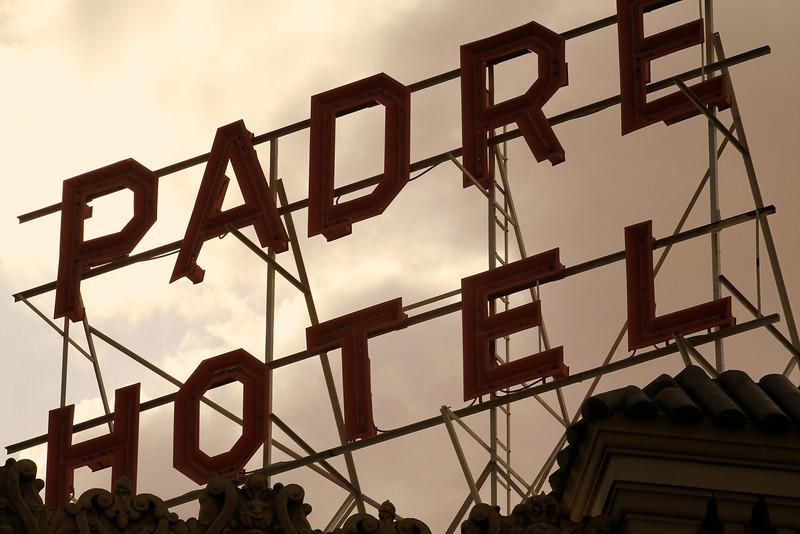 Padre Hotel in Bakersfield, CA