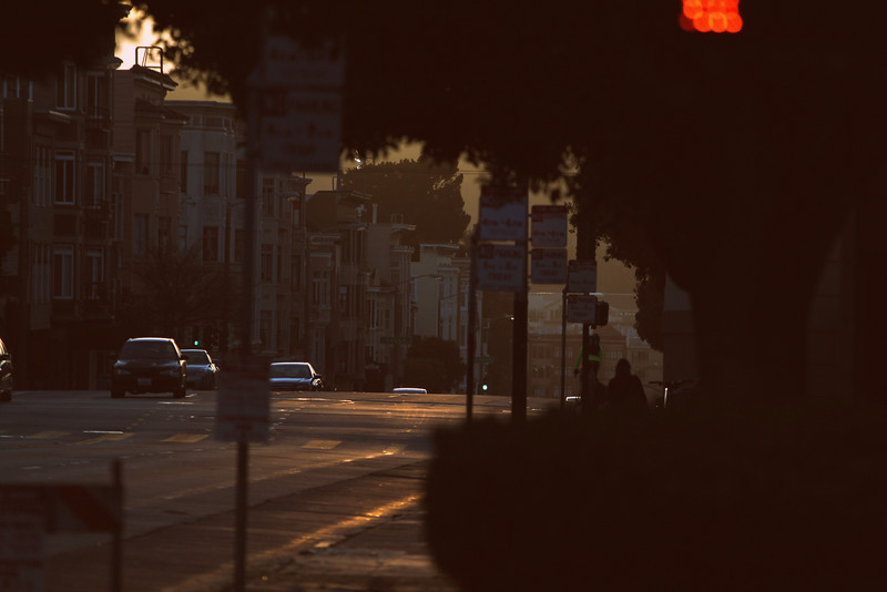 San Francisco near Lombard