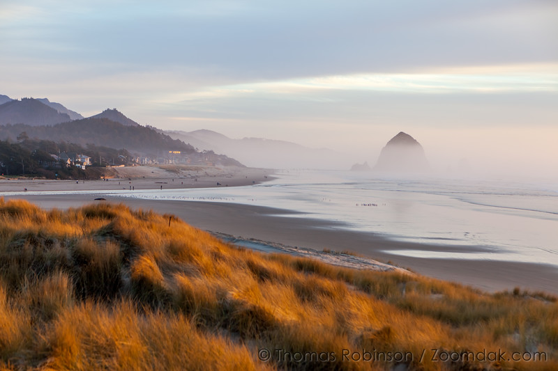 Quintessential Cannon Beach View