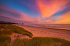 Cannon Beach Spectacular Seascape Sunset