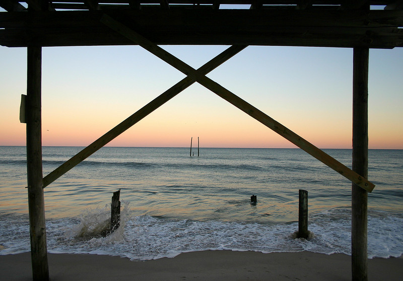 Center Pier-Carolina Beach, NC