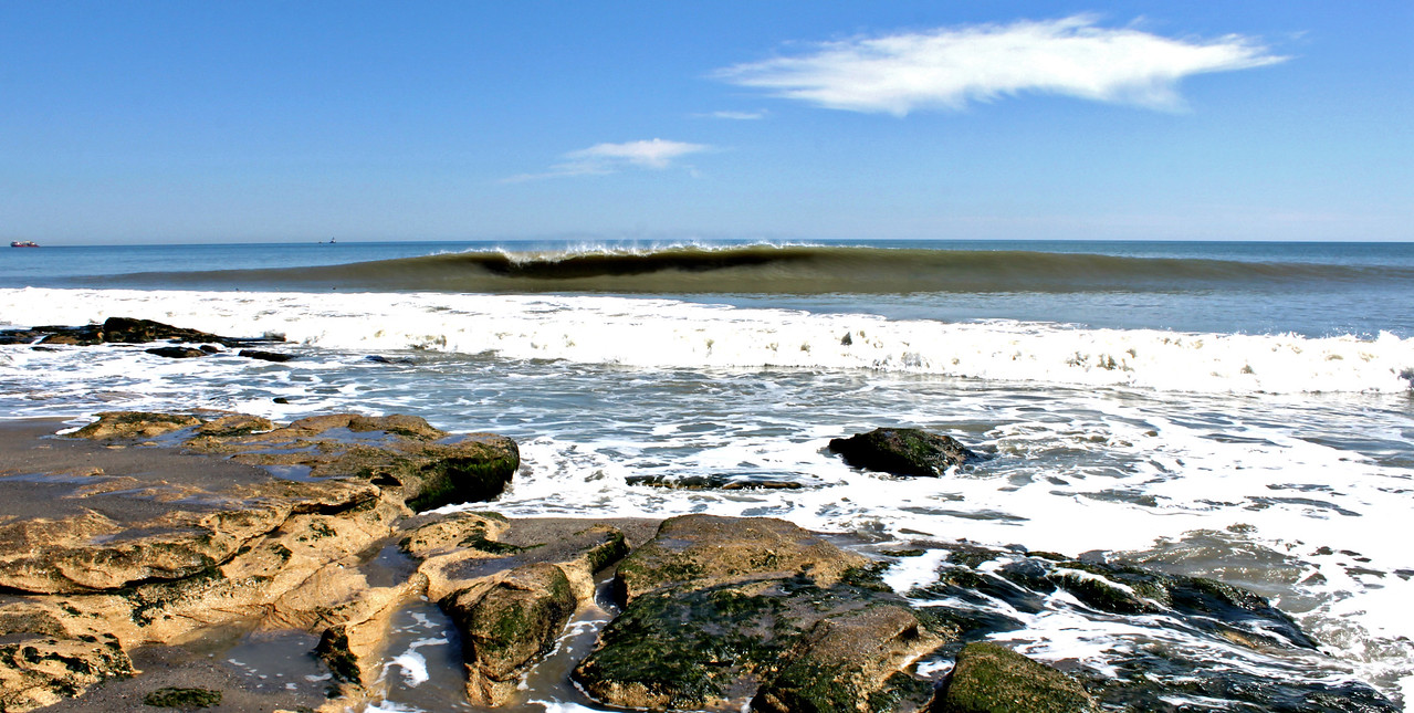 Sandstone-Pleasure Island, NC
