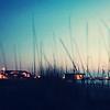 Tiki Bar in Carolina Beach, NC.  Pleasure Island