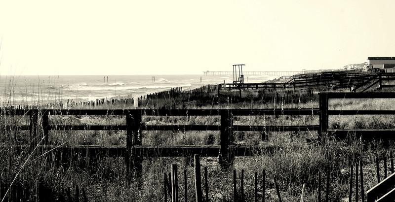 NC Ave beach access