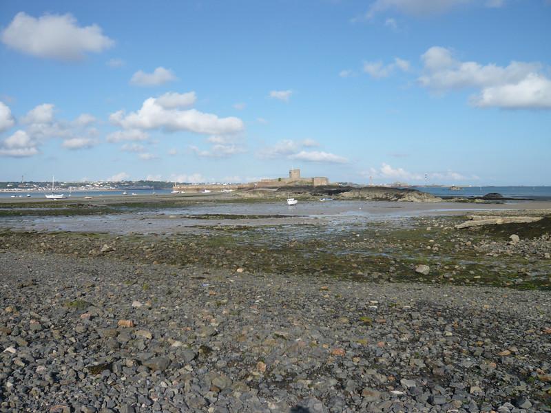 St Aubin's Fort