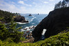 Arch on the Washington Coast