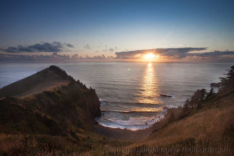 Cascade Head and Sunset Cove