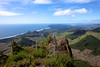 The view from the top of of Indian Chieftain, also known as South Onion Peak, overlooks the north Oregon Coast from Arch Cape to Cannon Beach to Seaside.