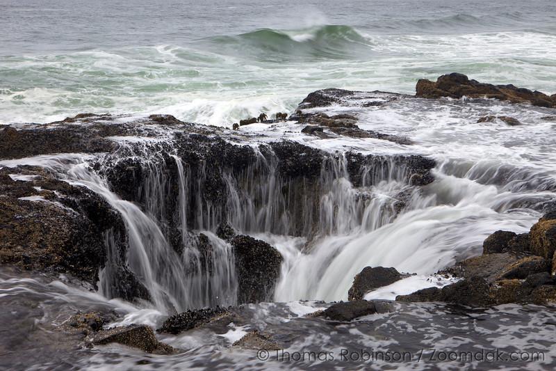 Thor's Well, Cape Perpetua
