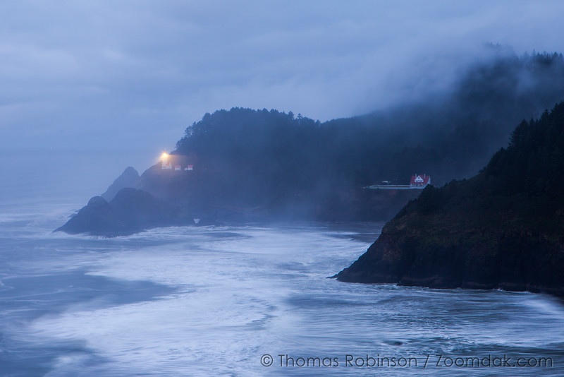 Heceta Head Lighthouse Viewpoint