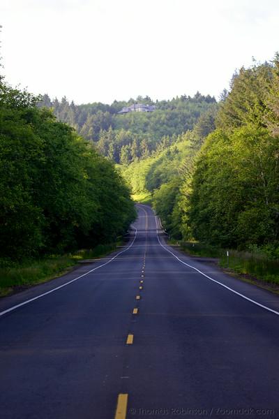 Highway 101, Straight Shot
