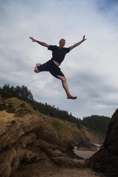 Beach Jumper
