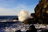 Wave Crash on the Oregon Coast