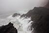 Cape Falcon Seascape