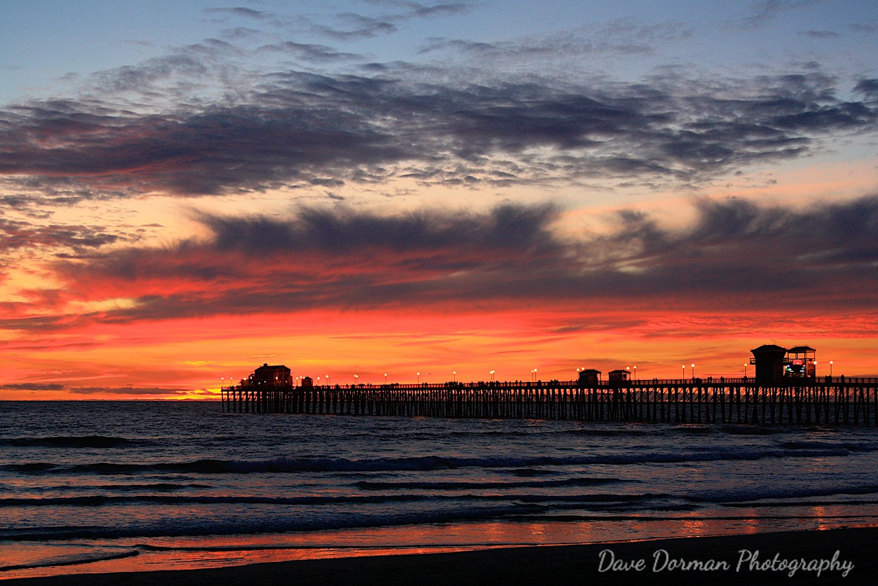 Sunset, February 8, 2014