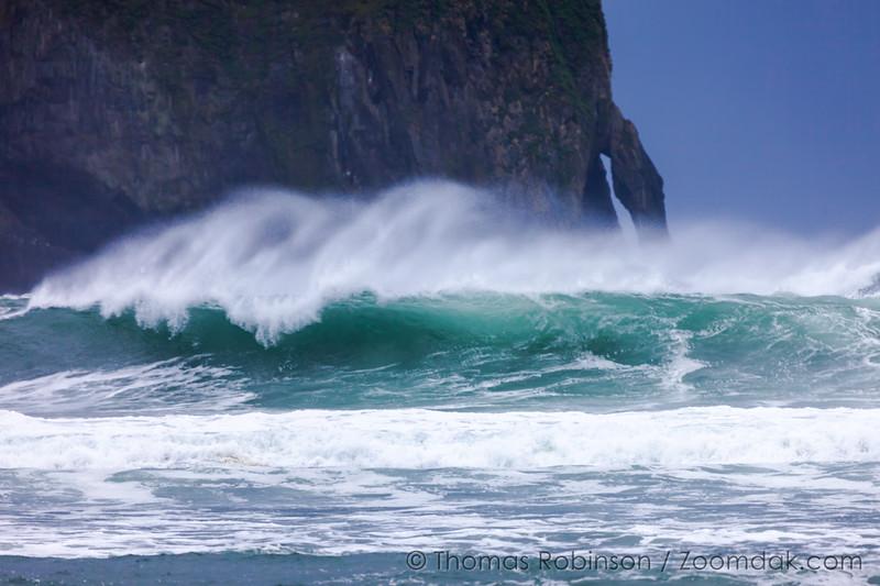 Pacific City Surf Curl
