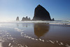 Walk the shores of Cannon Beach and experience the beauty of the Oregon Coast.