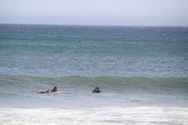 Surfing - wellfleet 9-11