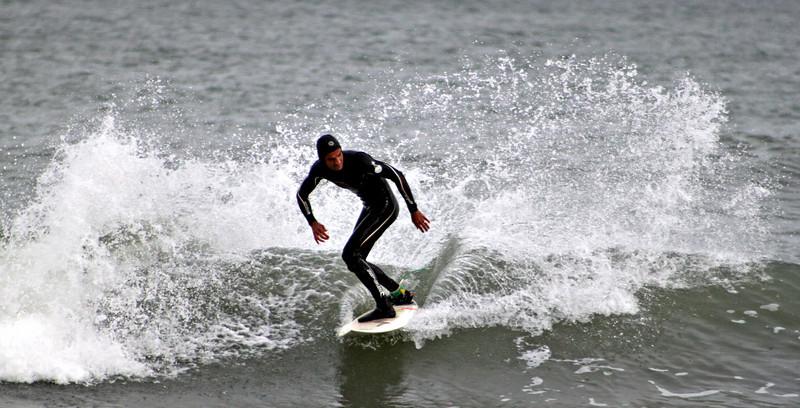 Daniel Cerqueira near Ocean Ave  03-18-10