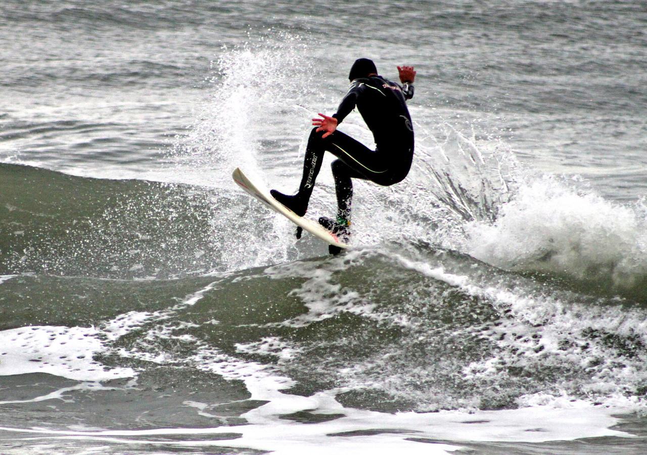 Daniel Cerqueira near Ocean Ave 03-14-10