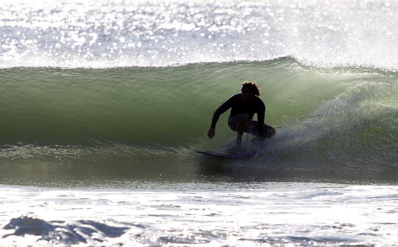 Unknown at Texas Ave. Carolina Beach, NC 10-18-2014 Pleasure Island