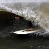 Alex Fernandez-Villa near Alabama Ave-Hurricane Sandy